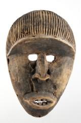 Dan We, Liberia, mask