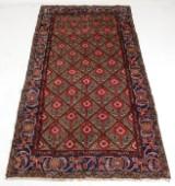 Persisk Koliyai tæppe. 286x161 cm.