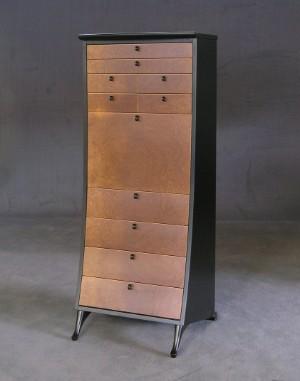 m bel giorgetti sekret r front mit wurzelfurnier de hamburg gro e elbstra e. Black Bedroom Furniture Sets. Home Design Ideas