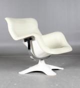 Yrjö Kukkapuro, Avarte, lounge chair, Karuselli