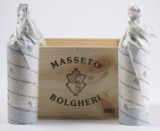 5 fl. Masseto 2001. (5)