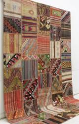 Matta Kelim Patchwork, design Murad, 300 x 214