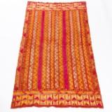 Tæppe, design 'Oz Ozbeki Suzani', Indien, 150 x 200 cm