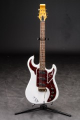 Burns El-Guitar med softshell gigback (2)