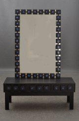 Glas & Trä Hovmantorp, hallmöbel med spegel