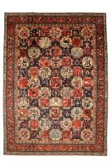 Persian Bakhtiari carpet, 440x317 cm