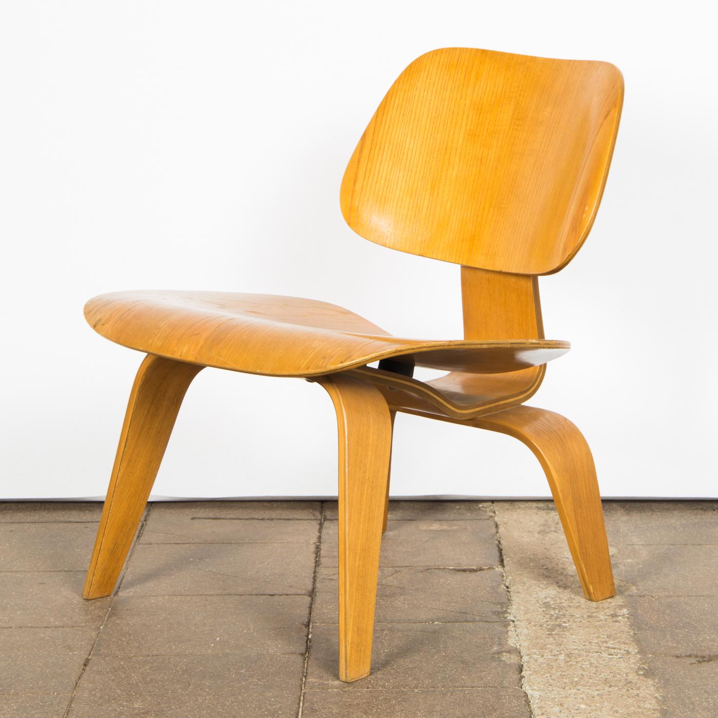 Charles Eames, Stuhl, Modell U0027LCWu0027