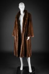 Mink coat, pastel, size 38-40. Brdr. Alex Petersen