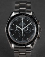 Omega. Men's watch, model Speedmaster Professional 'Moon-watch' Co-Axial Chronograph from 2012