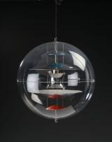 Pendel, VP-Globe af Verner Panton, Ø 50 cm