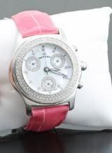 Meyers Lady diamond chronograph watch 1.50ct