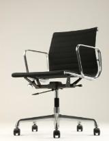 Charles Eames, Vitra. Office chair, model EA-117, hopsack