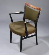 Dansk møbelproducent, armstol i Finn Juhl´s stil, 1950erne