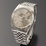 Rolex Oyster Perpetual Datejust, 18K/steel, chronometer