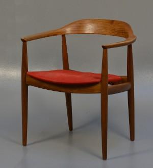 illum wikkelsø stol Illum Wikkelsø, tilskrevet. Armstol af elmetræ | Lauritz.com illum wikkelsø stol