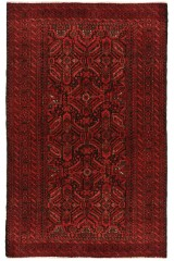 Persisk Beluch tæppe, 195x104 cm.