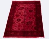 Teppich, Design India Zahire, ca 140 x 200 cm