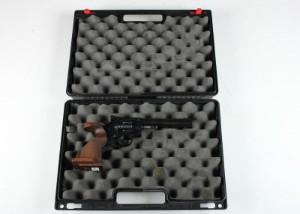 Revolver, H  Weihrauch/Arminius HW 9 i kal  22 LR  Denne vare er sat