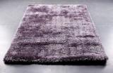 Ryamatta silk shaggy lila, 190x290