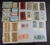 Danmark samling pengesedler