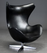 Arne Jacobsen. Lounge chair, model 3316, The Egg