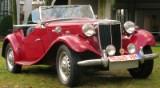 MG TD MK II, 1951