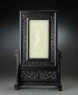 Kinesisk panel, 1900/2000-tallet