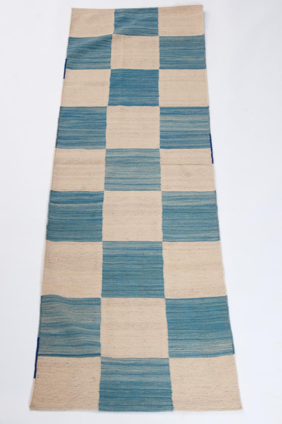 Teppich, Design Modern Kaudani Kelim, Ca 239 X 75 Cm