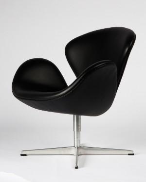 arne jacobsen lounge sessel modell 3320 schwan swan chair f r fritz hansen. Black Bedroom Furniture Sets. Home Design Ideas