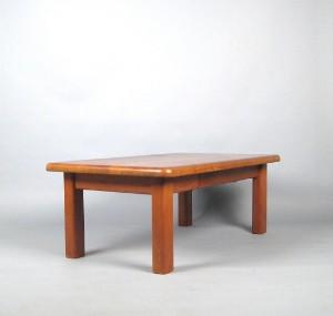 Danisches Design Sofatisch Coffee Table In Teak Von Dyrlund