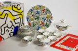 Keith Haring, coffee set Spirit of the Art by Villeroy & Boch OVP (22)