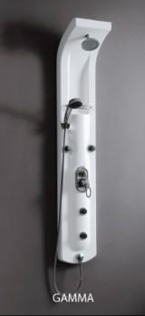 Aluminum massagebruser/panel