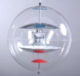 Verner Panton, loftlampe, VP-Globen Ø. 50 cm