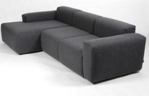 Modul Sofa bruunmunch modul sofa med chaiselong model 3 lauritz com