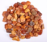 Pieces of Danish amber, approx. 987 g