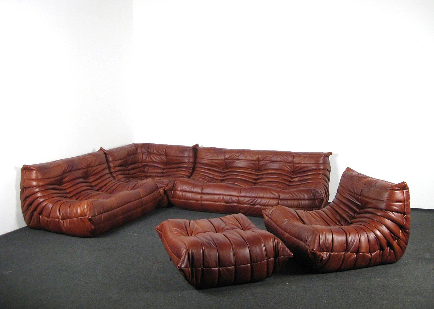 Wundervoll Zweiersofa Referenz Von Michel Ducaroy, Lounge Suite Modell Togo, Dreiersofa,