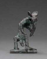 Steffan Herrik, cd. Skulptur af bronze