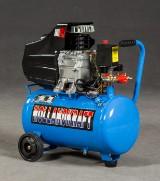 HOLLANDKRAFT Kompressoranlage 24L