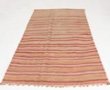 Orientalisk flatvävd matta, Kelim, 235x123
