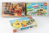 Lego. Tre kartonger (3)