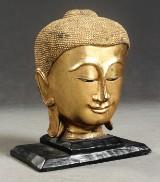 Buddhakopf aus Burma, groß