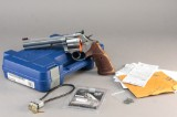 Smith & Wesson revolver, model 686 Kal. 357/38 Magnum