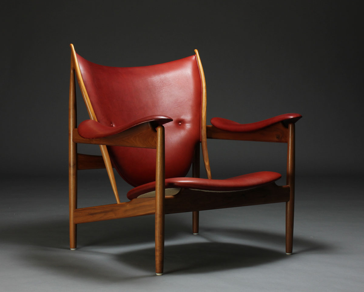 Chieftain Chair | Lauritz.com