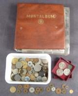 Færøerne 1941 og Sverige 5 kr. guld m.v.