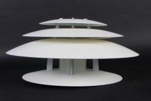 kurt n rregaard for louis poulsen tre lamper model oslo 3. Black Bedroom Furniture Sets. Home Design Ideas