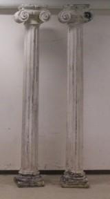 Par joniske søjler (2)