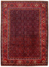 Persisk Mahal tæppe, 310X228 cm.