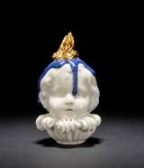 Maria Rubinke, cd. Figur af porcelæn, cupcake - edition