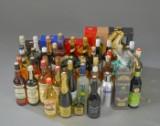 Samling af vin og spiritus (49)