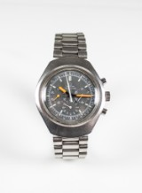 Herrarmbandsur Omega Seamaster chronograf, 1970-tal